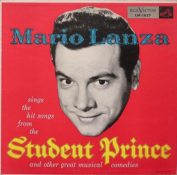 Mario Lanza Student Prince - 12