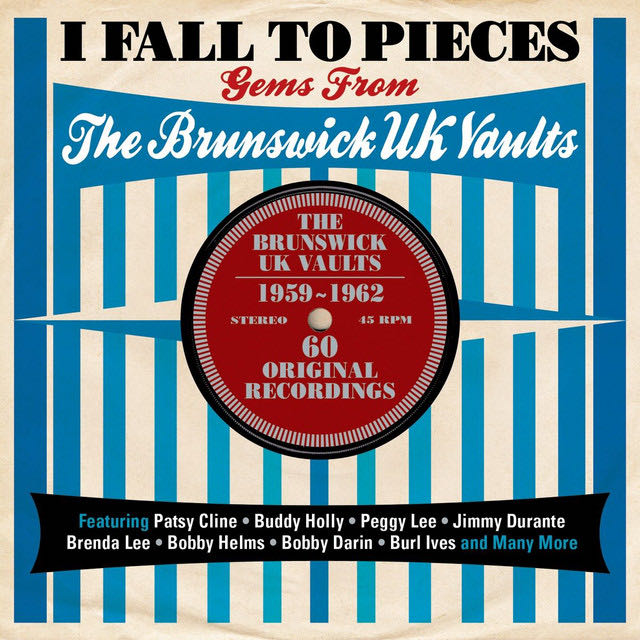 I Fall To Pieces - Gems From The Brunswick UK Vaults -  cover
