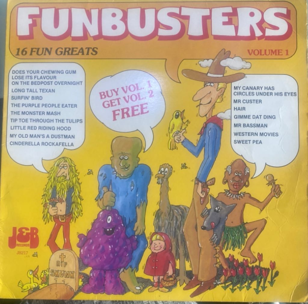Funbusters -  cover