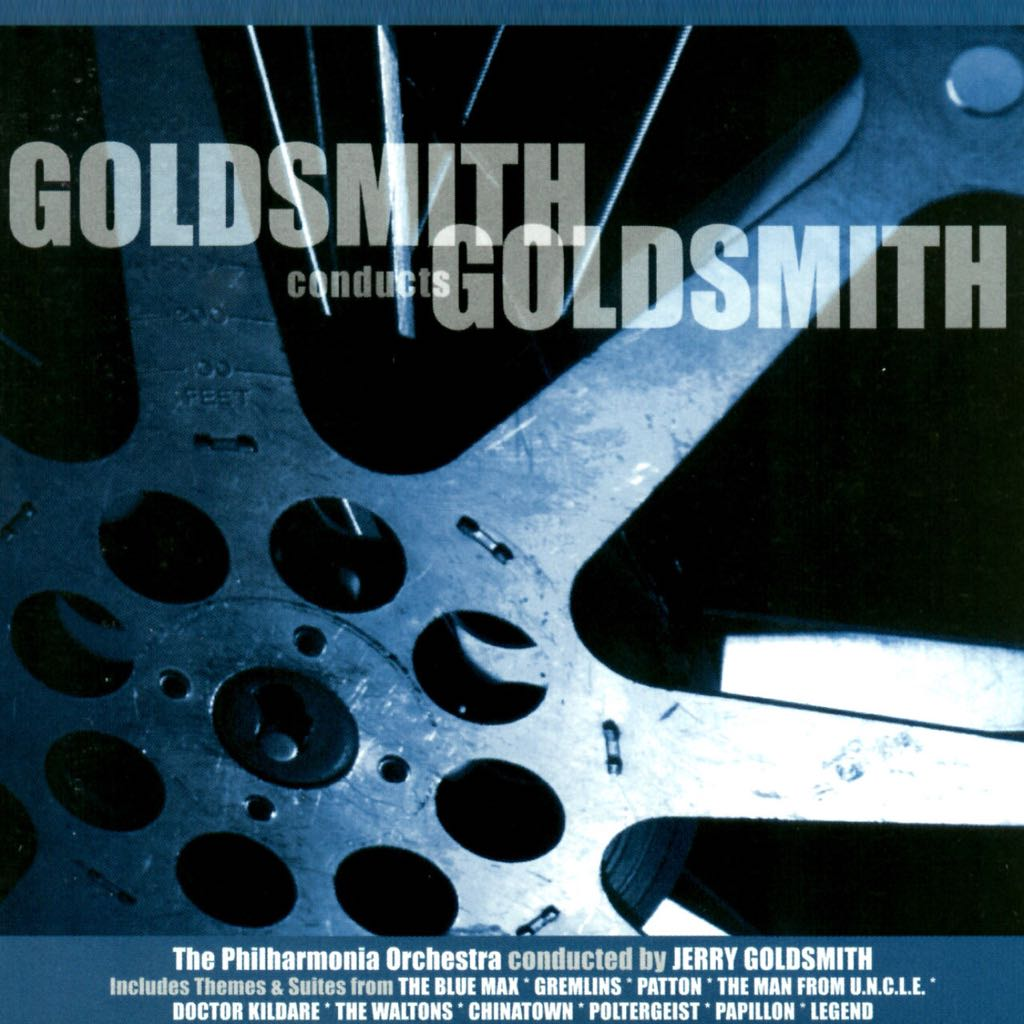 Goldsmith Conducts Goldsmith -  cover