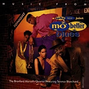 Mo' Better Blues - CD cover