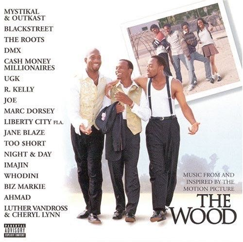The Wood - CD cover