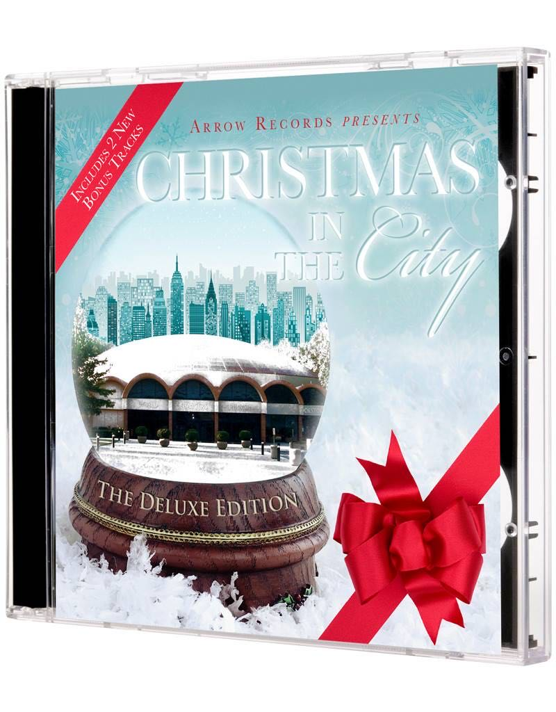 Christmas In The City - CD cover