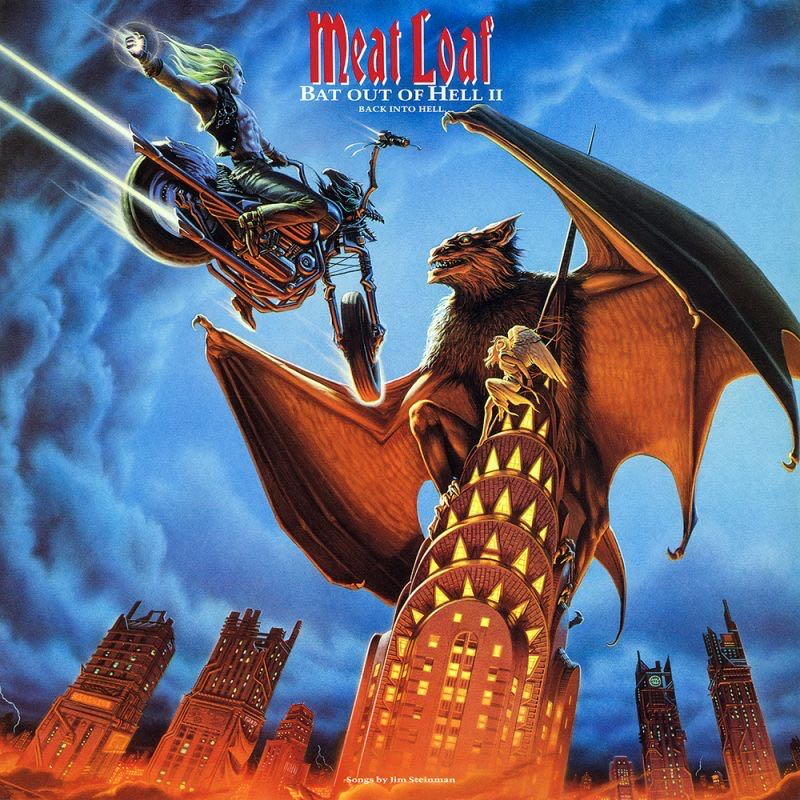 Bat Out Of Hell II: Back Into Hell - 12