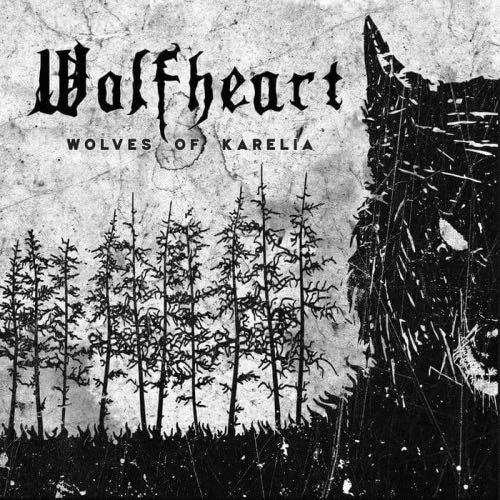 Wolves Of Karelia - CD cover