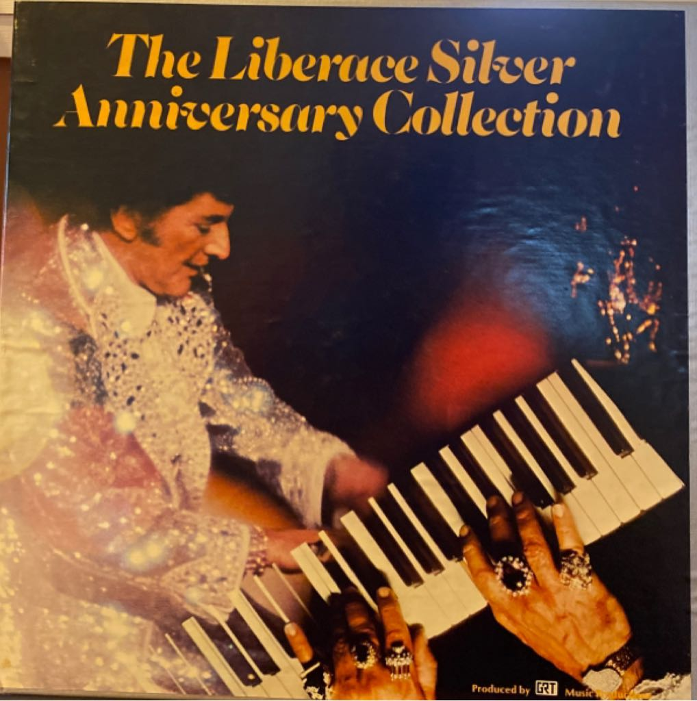 The Liberace Silver Anniversary Collection - 12