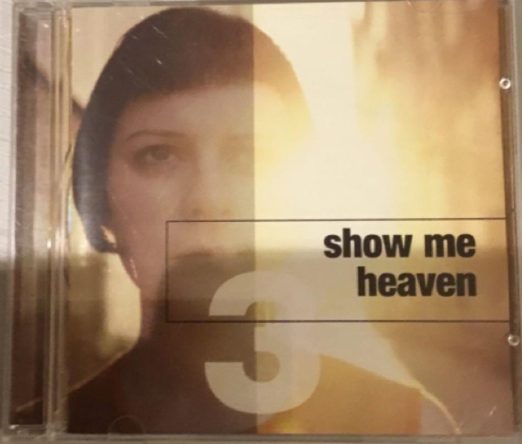 Nineties - Show Me Heaven - CD cover