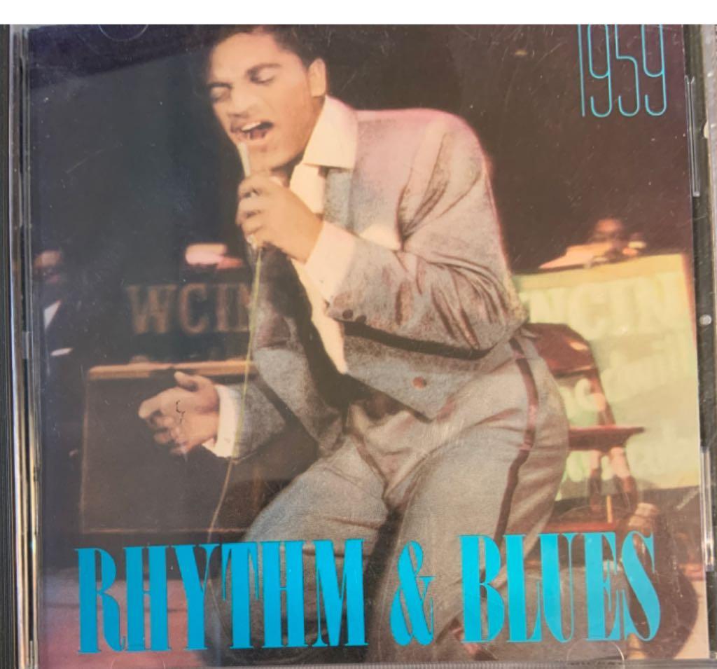 Rhythm & Blues 1959 -  cover