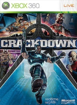 Crackdown - Xbox Live cover