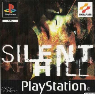 Silent Hill - Playstation Network cover