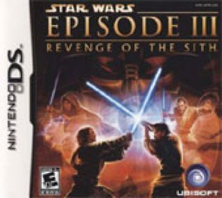 Star Wars: Revenge Of The Sith -  cover