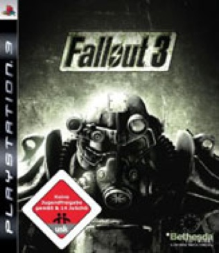 Fallout 3 - PS3 cover