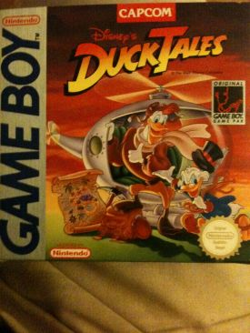 Duck Tales -  cover