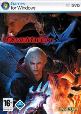 Devil May Cry 4 - PC cover