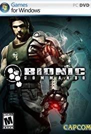Bionic Commando - PC cover
