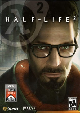 Half-Life 2: Episode Two - PC cover