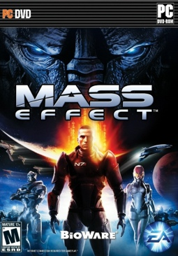 Mass Effect - PC cover