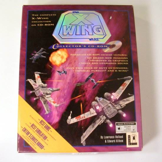 Star Wars: X-Wing (PC Limited Run Collector's Edition) - PC cover