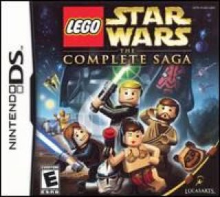 LEGO Star Wars: The Complete Saga - Apple iPhone/iPod Touch cover