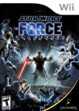 Star Wars: The Force Unleashed - Wii cover