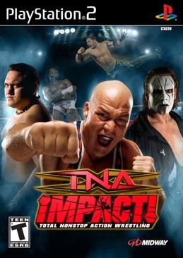 Tna Impact! - NES cover
