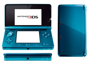 Nintendo 3ds - 3DS cover