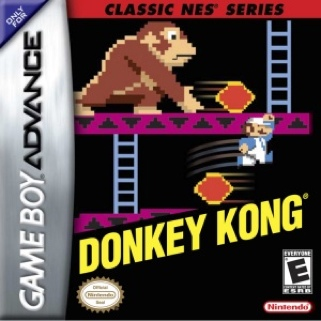 Donkey Kong - Arcade cover