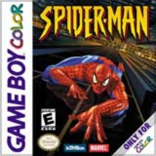 Spider-Man - Game Boy cover