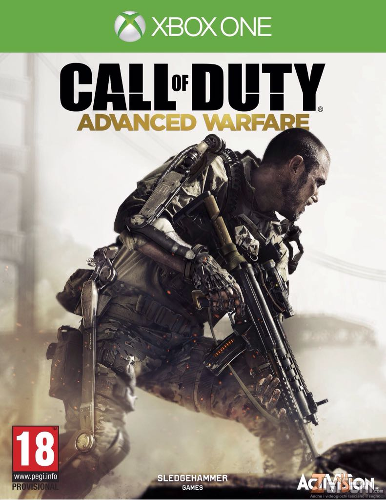 Call Of Duty - Xbox One cover