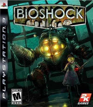 Bioshock - Playstation Network cover