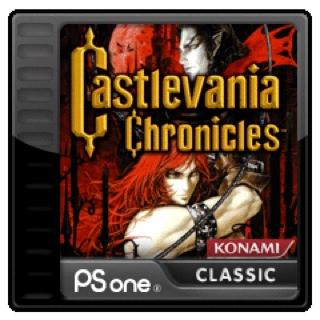castlevania chronicles psx