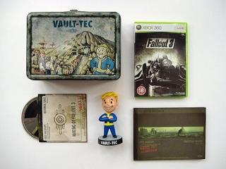 Fallout 3 Collectors Edition - Xbox 360 cover