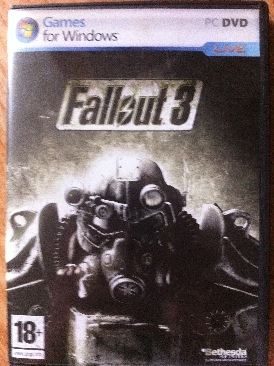 Fallout 3 - PC cover