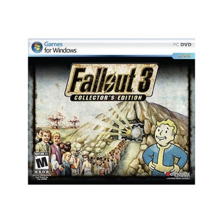 Fallout 3 Collectors Edition - PC cover