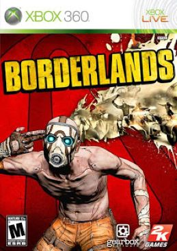 Borderlands - Xbox Live Arcade cover