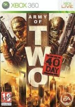 Army Of Two : The 40th Day -  cover