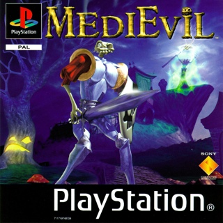 MediEvil - Playstation Network cover