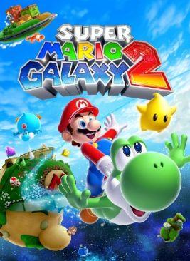 Super Mario Galaxy - PC cover