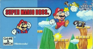 Super Mario Bros. - Game and Watch cover