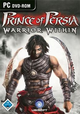 Prince of Persia - Warrior Within - PC cover