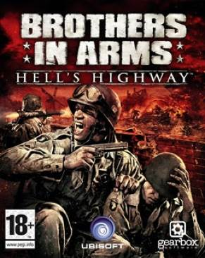 Brothers In Arms Hells Highway - PS3 cover