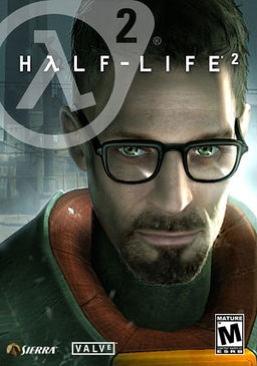 Half-Life 2 - PC cover