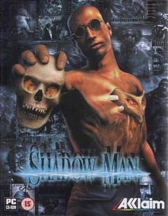Shadow Man - PC cover