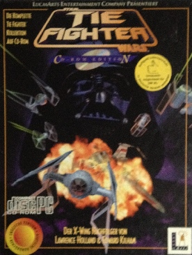 Star Wars: Tie Fighter (PC Limited Run Collectors Edition) - PC cover