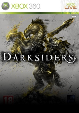 Darksiders - Xbox Live Arcade cover