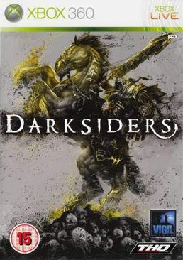 Darksiders - Xbox 360 cover