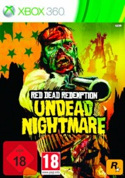 Red Dead Redemption: Undead Nightmare - Xbox Live cover