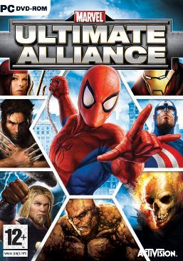 Marvel Ultimate Alliance - PC cover