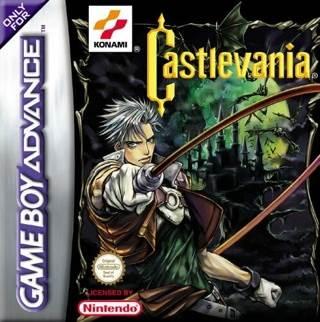 Castlevania - Game Boy Advance cover