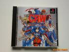 CRW Counter Revolution War - Playstation cover